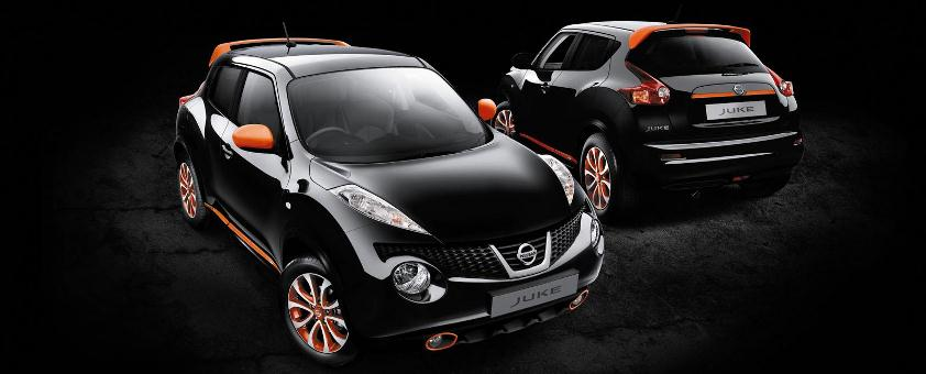 Nissan Juke capa