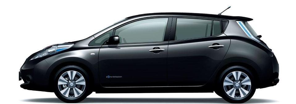 Nissan Leaf capa