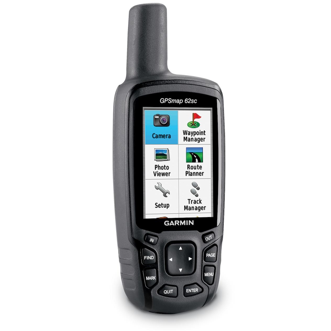 GPSmap62sc HR 100.3