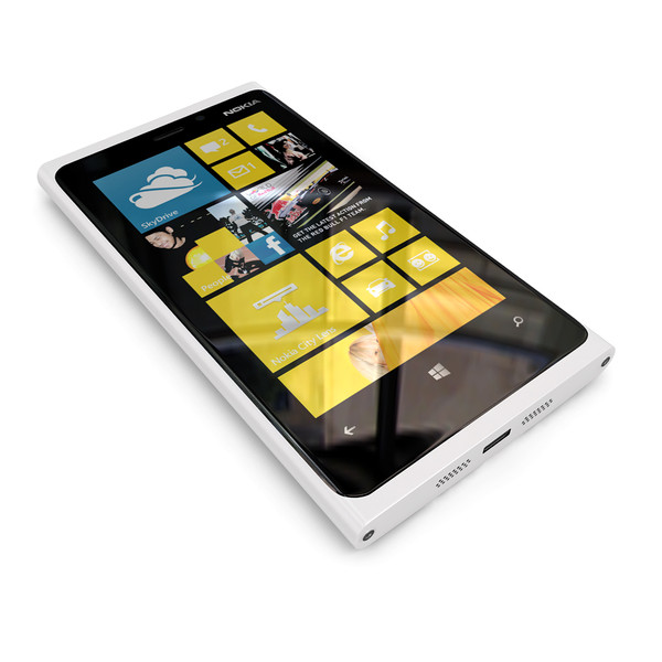 nokia lumia white  716131