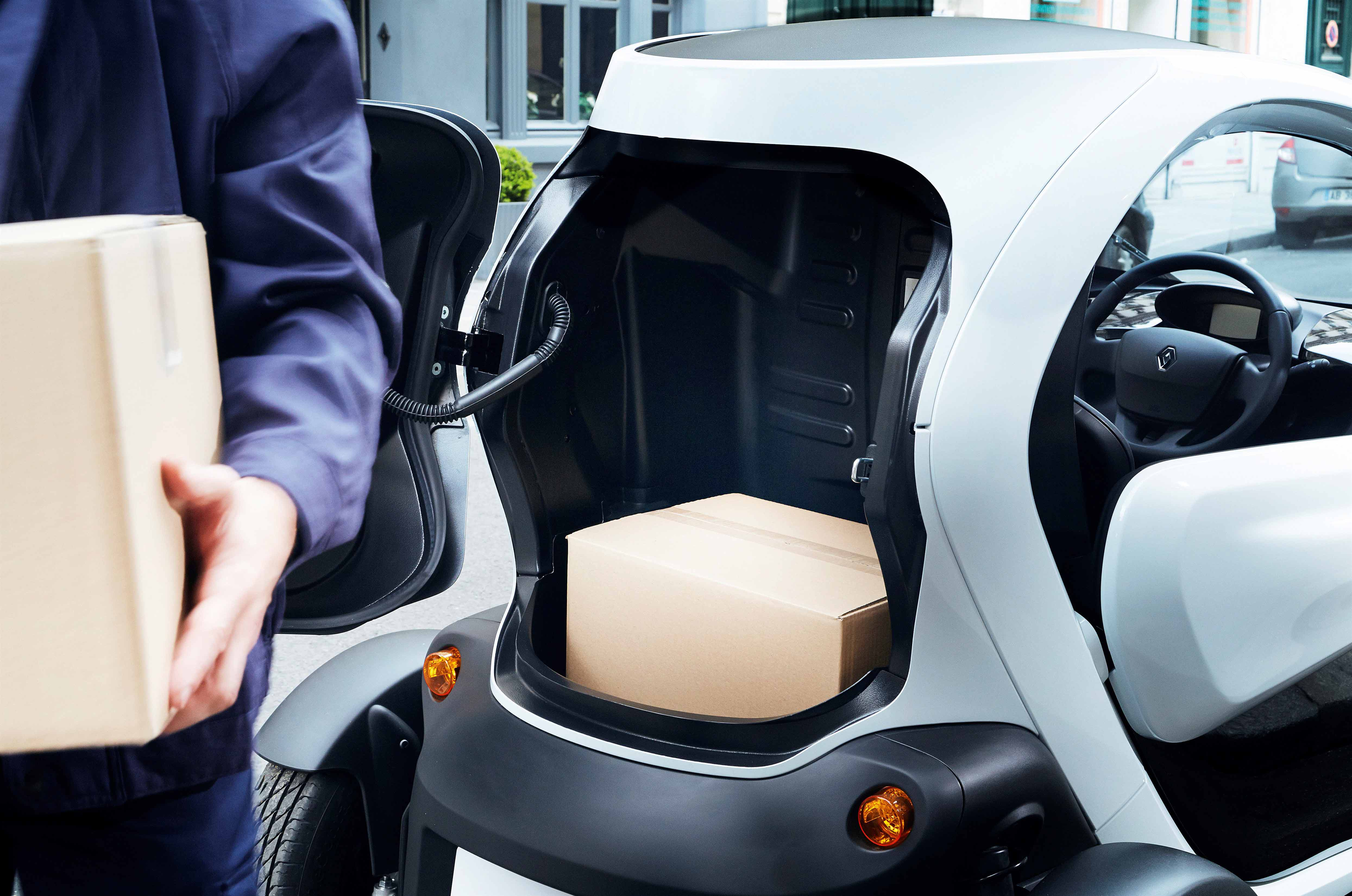 Renault Twizy Bag 1