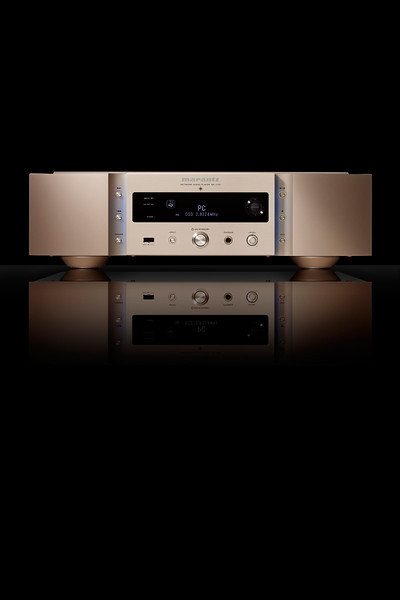 Marantz NA 11S1 gold atmosphere advertisement v1 L