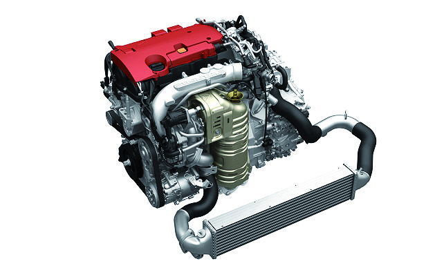 New Small 2.0 Litre Turbo Engines