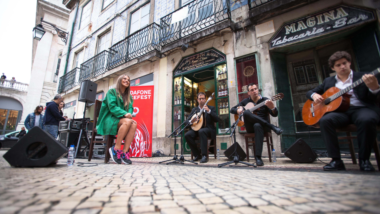 Vodafone Smart Concerts Gisela João 2