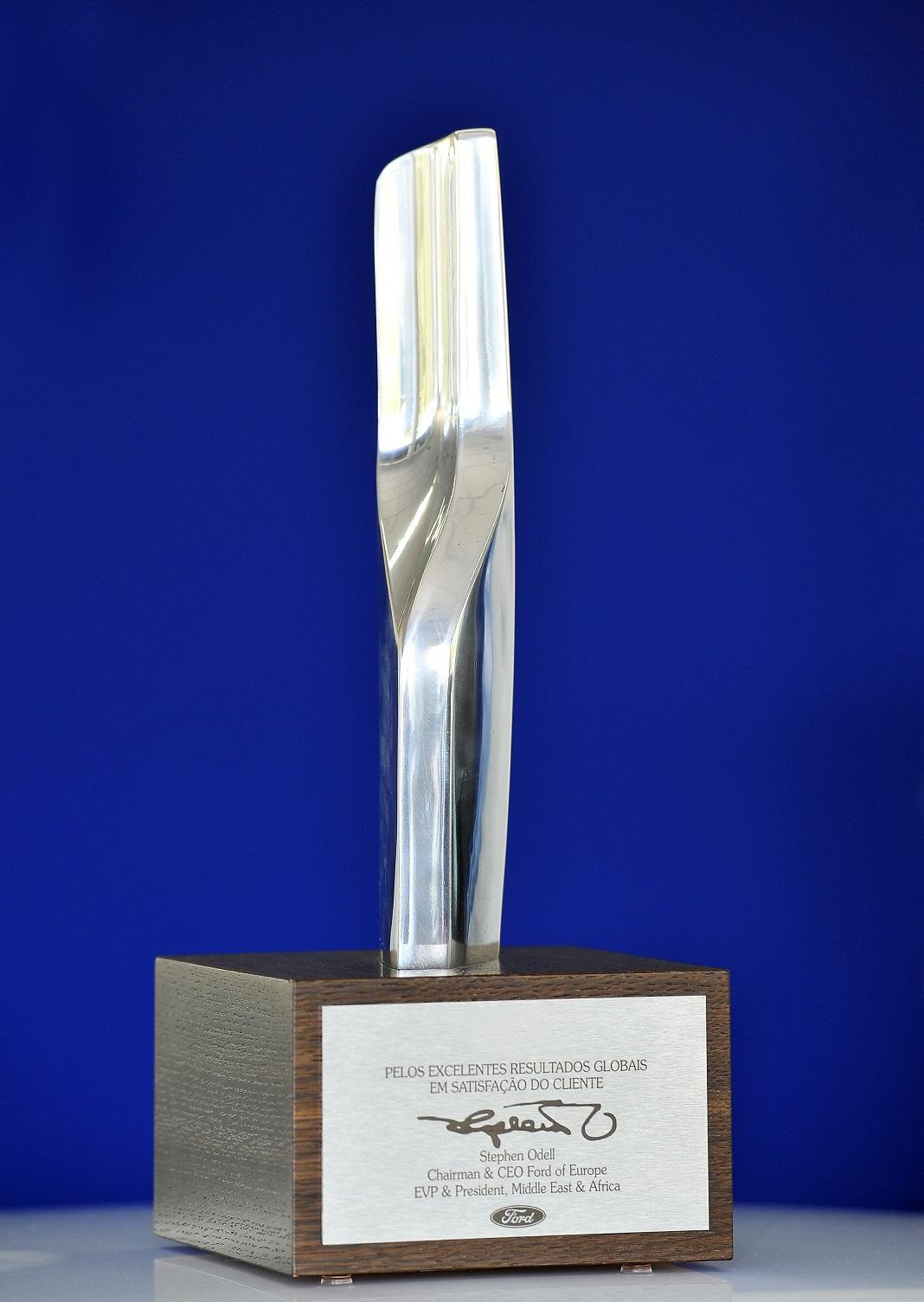 Troféu 2012 a LR