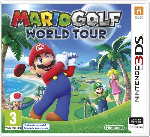 Mario Golf World Tour pack
