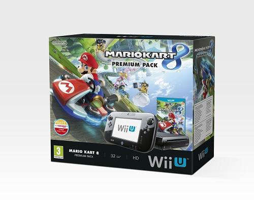 Mario Kart 8 pack edição especial Wii U