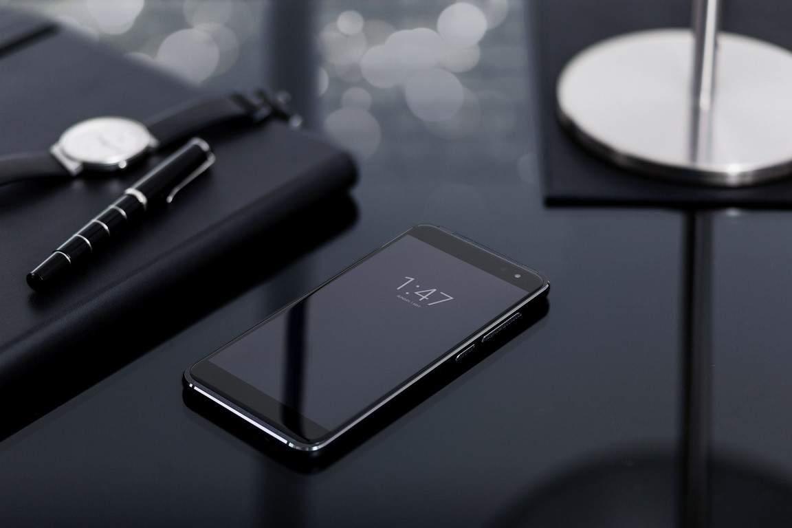 Novo Vodafone Smartphone platinum