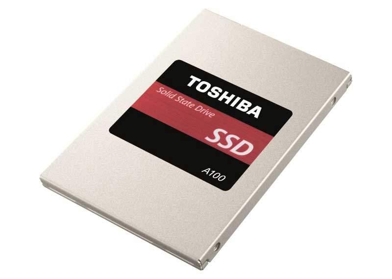 Toshiba SSD A100 01