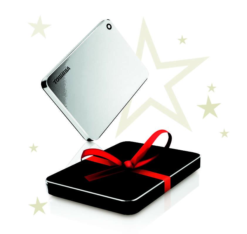 Canvio Premium Christmas