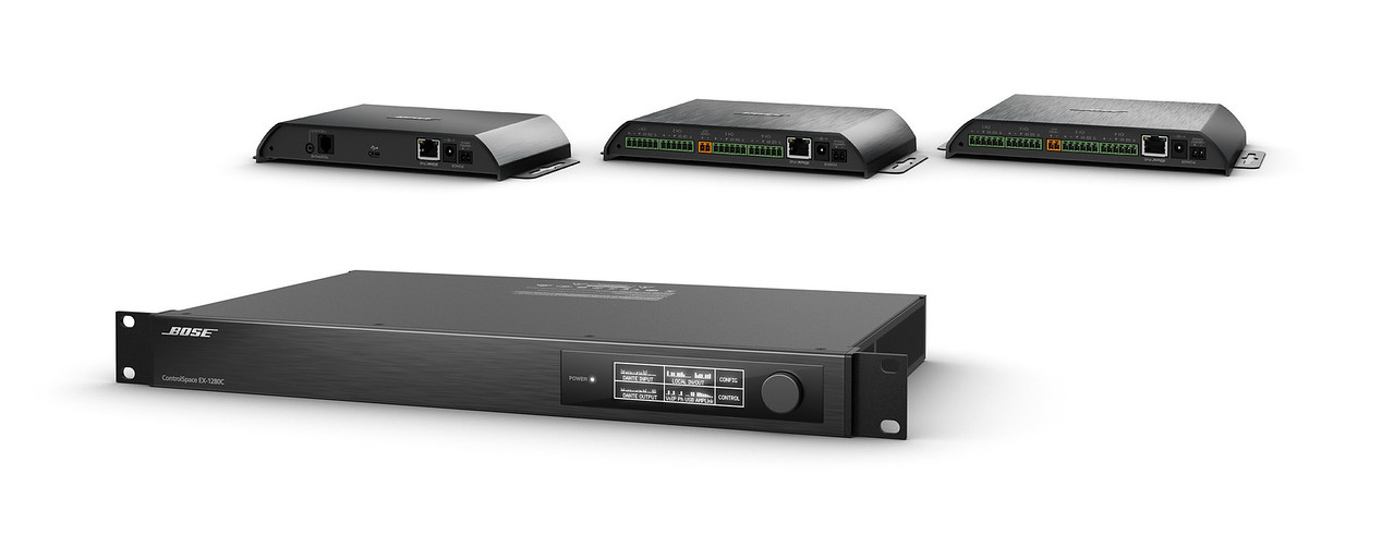 Bose ControlSpace EX Audio Conferencing Solution X2