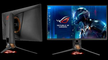 ROG Swift PG258Q Gaming Monitor Preview