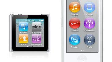 voicebox.pt - Apple mata iPod Nano e Shuffle