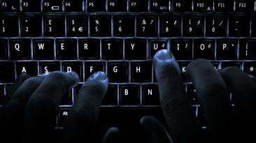 Backlit keyboard L