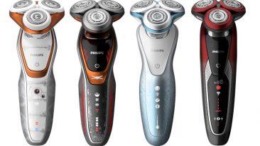 Máquina de barbear Philips Star Wars Gama