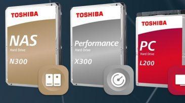Novos Toshiba N300, X300, e L200