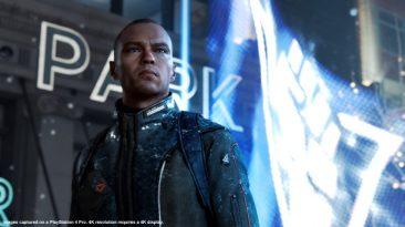 Detroit: Become Human chega hoje à PlayStation 4