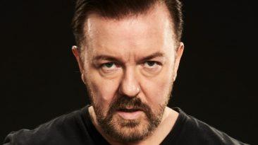 Ricky Gervais assina Ater life com a Netflix