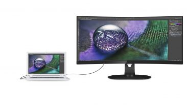 Philips USB-C docking, monitores preparados para utilizadores exigentes