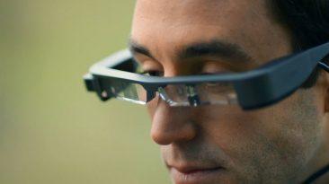 Epson lança nova versão de óculos de realidade aumentada Moverio