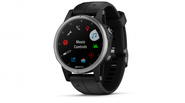 Garmin lança nova série multidesporto GPS fēnix 5 Plus