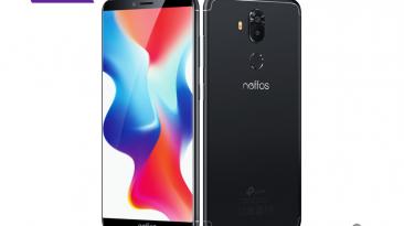 Neffos X9 apresenta-se com câmara dupla e ecrã Full-View