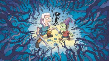 """Depois dos Simpsons, Matt Groening traz-nos """"Desencantamento"""" pela Netflix"""