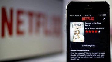 Transferênciasautomáticas da Netflix para ver sem estar ligado à internet