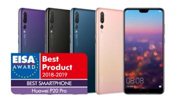 EISA Huawei P20Pro