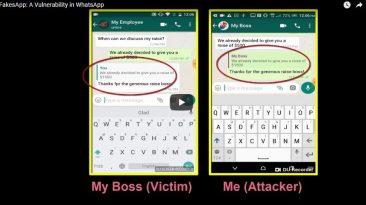 Check Point encontrou uma vulnerabilidade no WhatsApp