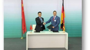 Huawei e Audi assinam memorando de entendimento para cooperação estratégica