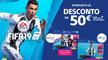 Playstation 4 Bundles FIFA19