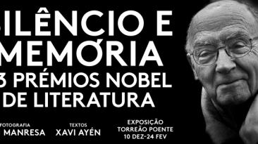 SILÊNCIO E MEMÓRIA – 23 Prémios Nobel da Literatura