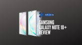 Samsung Note10+ review