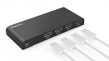 4k-HDMI switch 3x1