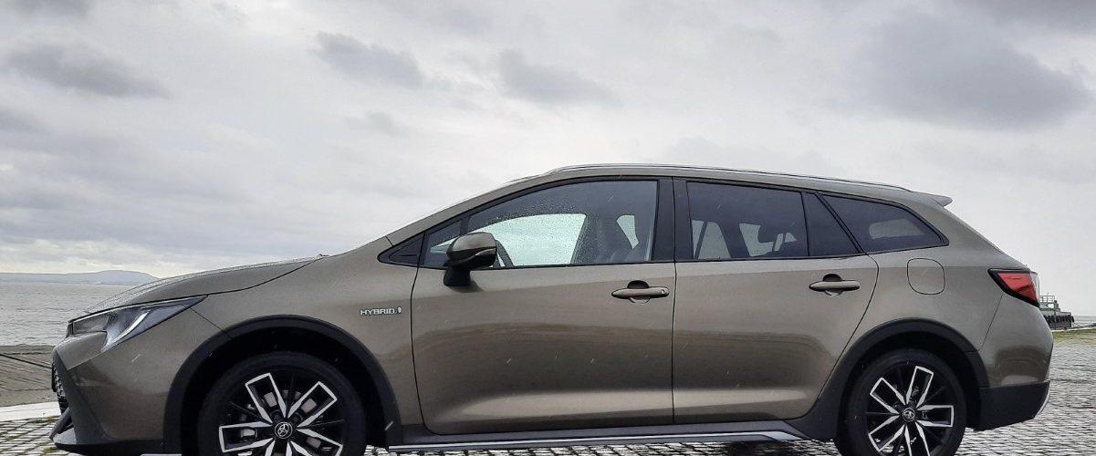 Toyota Corolla 2.0 Trek Analise