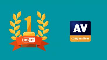 Testes AV-Comparatives confirmam a eficácia dos produtos para consumidores da ESET