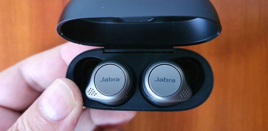 Jabra Elite 75t - análise Xá das 5