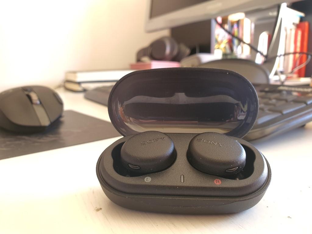 Sony WF-XB700 análise Xá das 5