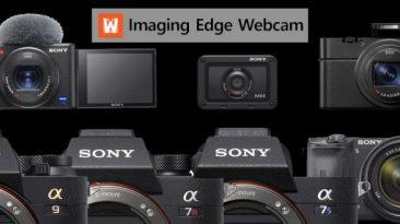 Imaging Edge™ Webcam