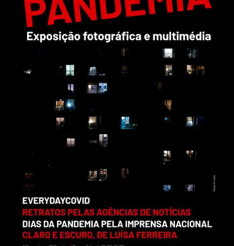 """Canon apoia exposição """"Diário de Uma Pandemia"""""""
