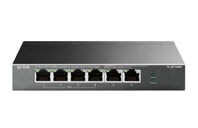 TP-Link TL-SF1006P