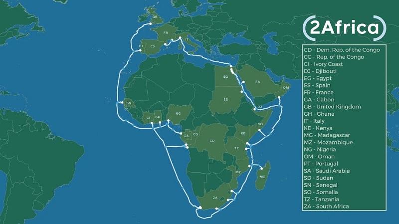 2Africa Facebook