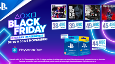 Black Friday_PlayStation Store Xá das 5