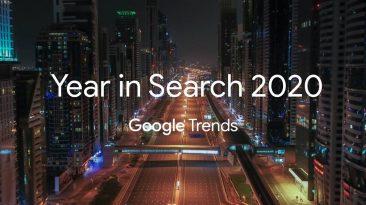 O Ano em Pesquisa Google - as tendências em Portugal em 2020