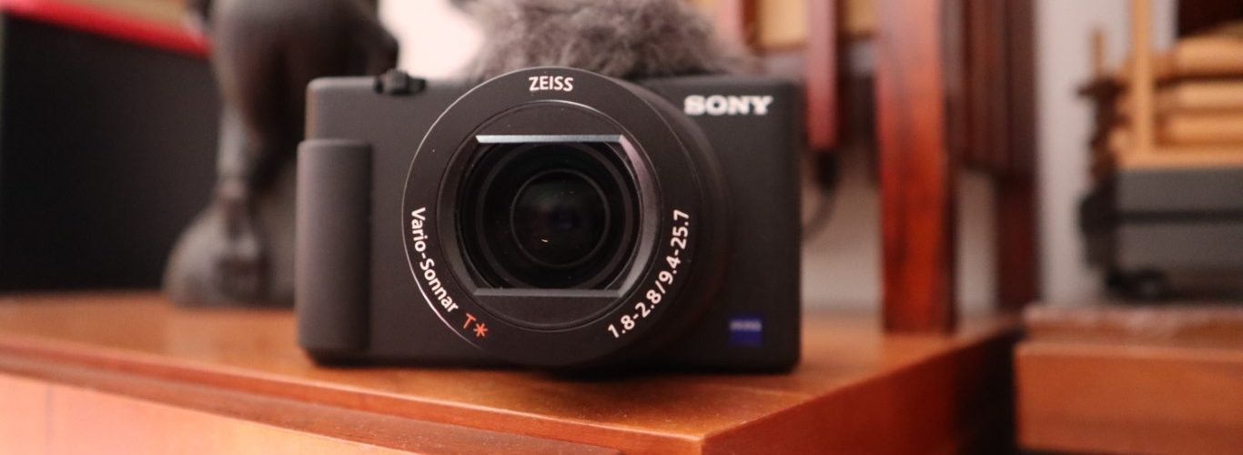 Sony ZV-1 análise Xá das 5