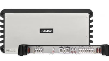 Garmin e Fusion MS-FHM - xá das 5