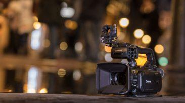 Canon vídeo firmware - xá das 5