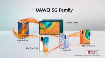 Huawei-5G-family