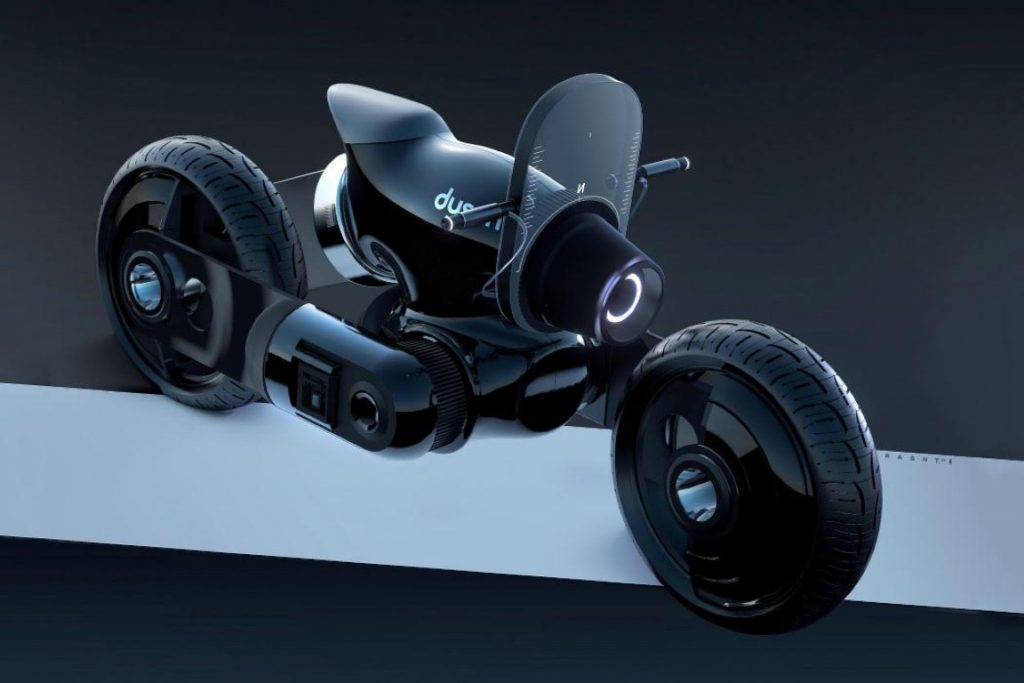 Dyson Motorbike #2
